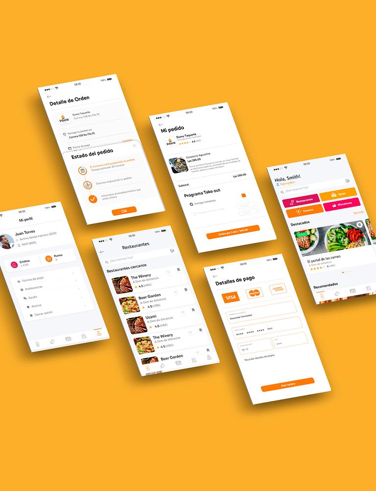 Finde-App-Aplicación